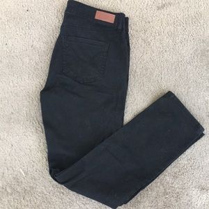 VGS-Skinny cute black jeans/size 8